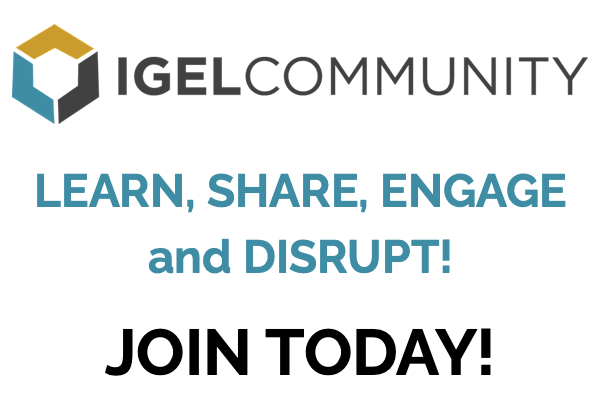 Join the IGEL Community
